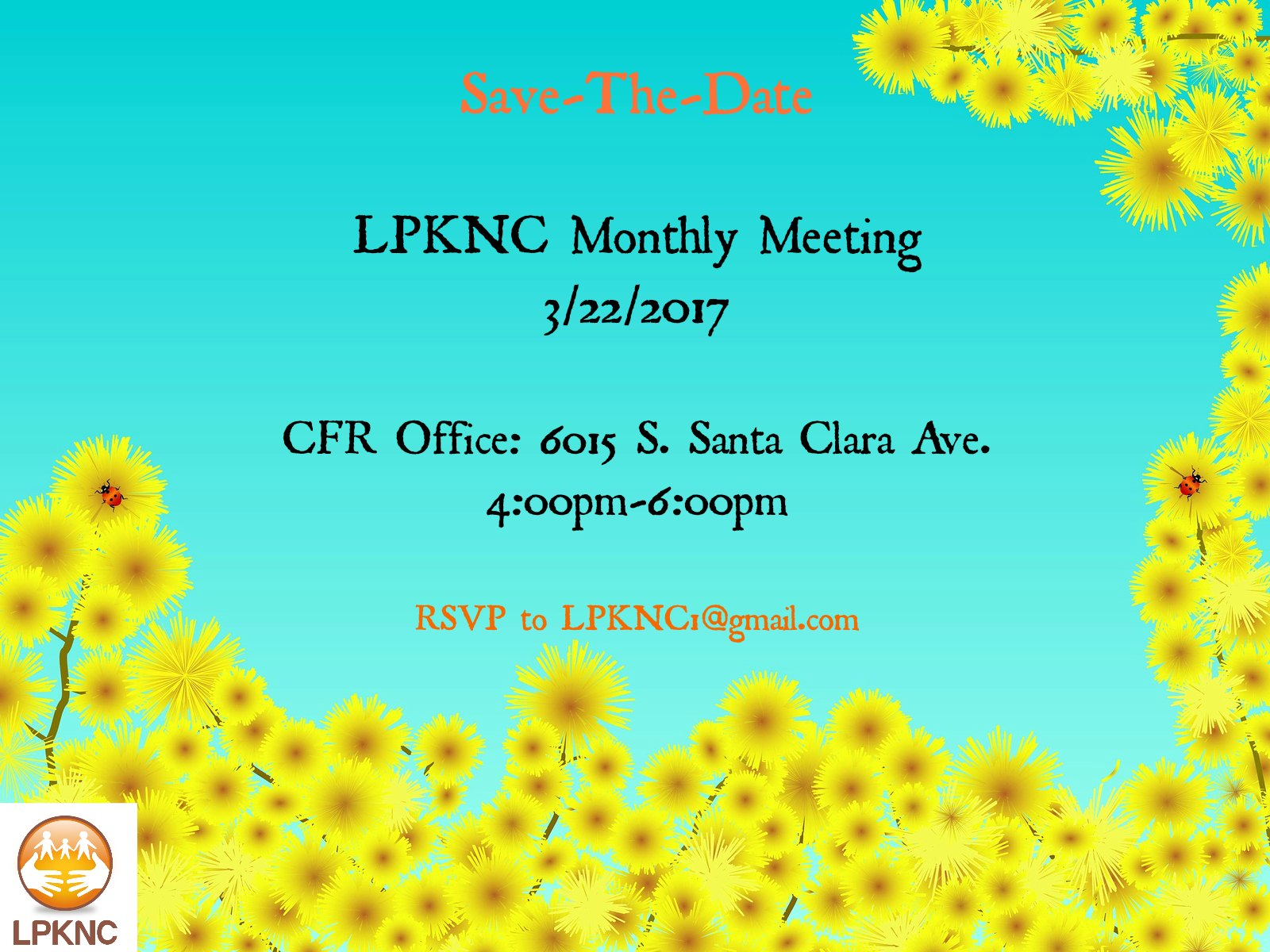 LPKNC Monthly Meeting